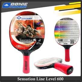 Bat Pingpong / Tenis Meja DONIC - Sensation 600