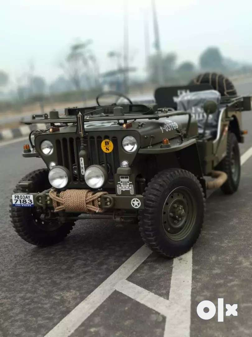 Gora jeep modifications 0