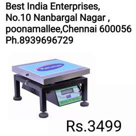 All new 100kg Weighing Machine with 1yr warranty