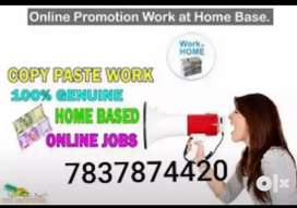 Jobs for all simple typing work