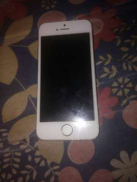IPhone 5S good condition mobile with bill