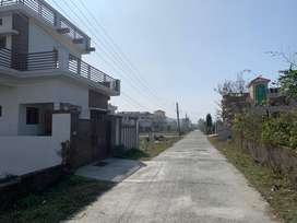Plot for sale near doon university