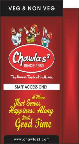 Front office assistant required for restaurant