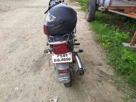 Good condition front & battery new   self start