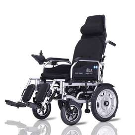 Reclining Back Executive Electric Wheelchair Model 90R