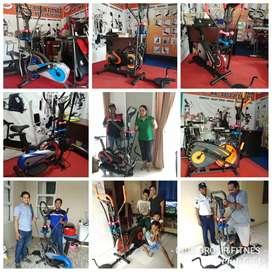 Pusat alat fitness Jateng DIY jual orbitrack bike plat multifungsi