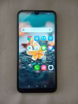 HUAWEI Y7 PRIME 2019 WITHE BOX & ALL ACCESSORIES