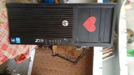 Xeon i7 Pc Tower with gpu for sale