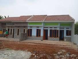 rumah ready siap huni desain minimalis lokasi di citayam