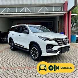 [Mobil Baru] READY NEW FORTUNER GR 2021