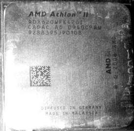 Processor AMD phenom II X2 555