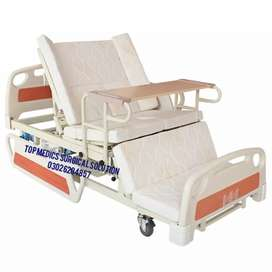 Manual Home Use Hospital Bed Parameter chair Bed