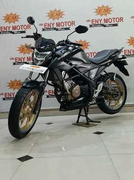 ALL NEW CB150R BLACK DOFF MANTAP - ENY MOTOR