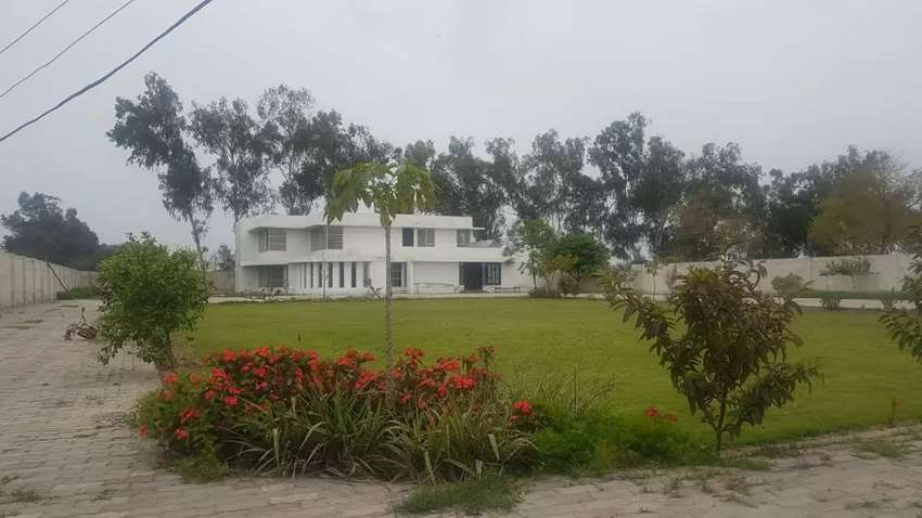 8 Kanal Farm House on Raiwind Road for Shadi, function Available 0