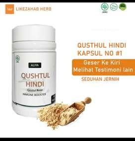 Qusthyl Hindi isi 60 kapsul ( tersedia )