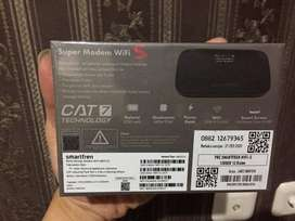 Super Modem Wifi S1 Cat 7 - 1200GB (12 Bulan)