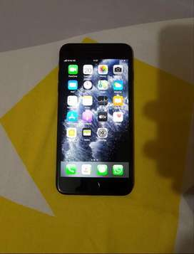 Iphone 7 plus 32GB in ment condition