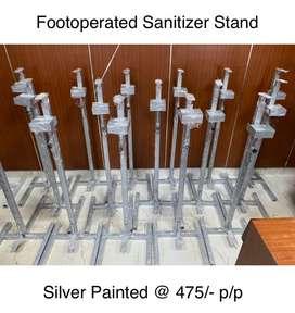 Footpedal Sanitizer Dispensor