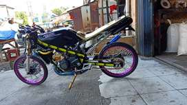 Motor Ninja R 150