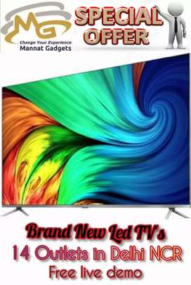 32 inch Smart LED TV ||•• Mega discounted Bumper offer