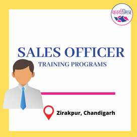 Field Sales Executive in Zirakpur, Punjab
