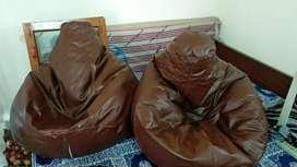 Bean bags 2pcs