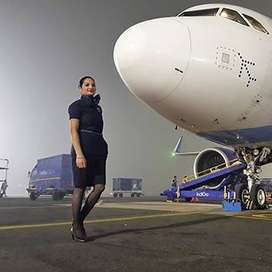 PUNE Airport CABIN CREW ,AIR TICKETING EXECUTIVE