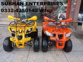 Durable & Powerful Stylish Atv Quad 4 Wheels Bike For Sell Subhan Shop