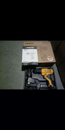 DOLIZ BD 621 cordless drill 10mm 12V