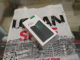 Oppo A5s black ram 3gb NEW