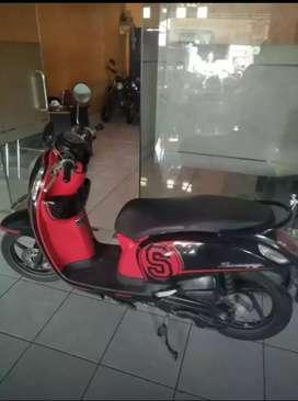 Honda Scoopy tahun 2015 Bali dharma motor