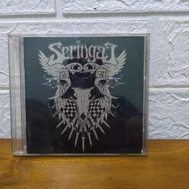 CD Seringai - Serigala Militia