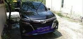 Dijual mobil avanza type  G th 2019 akir km 14 ribuan