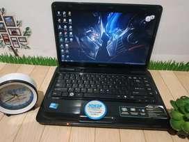 Laptop Toshiba L640 Core i3 Murah