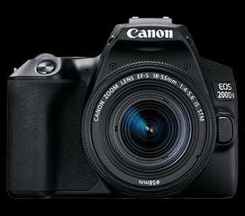 Canon EOS 200D Mark II Kit 18-55mm (Black)