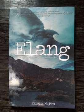 Novel Elang karya Kirana Kejora dari tahun 2009