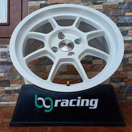 Velg OZ racing putih