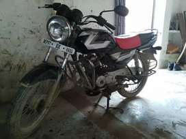 All parts are good and best bike in India