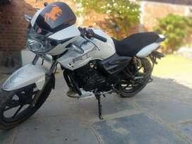 Apache rtr 180 cc