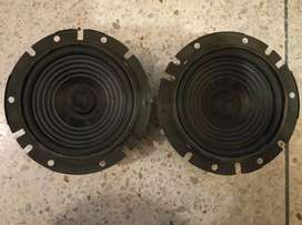 Japanese Fujitsu High end component speaker system. NO MSGS