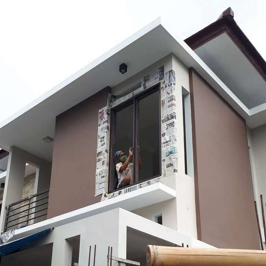 Jasa renovasi rumah modern minimalis tropis Candipuro