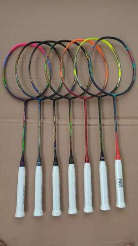 Raket badminton bulutangkis lining
