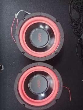 Speaker Subfoweer Legecy 6 inch