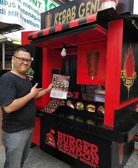 Di butuhkan karyawan stand burger yg bisa masak atau berpengalaman
