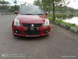 Dp 15 jt.! Kredit murah Suzuki Swift GT manual 2008 new look.!