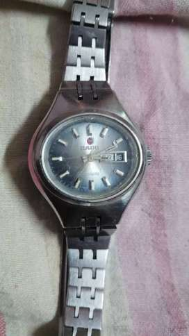 Vintage automatic Swiss made Rado ladies