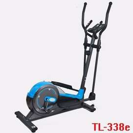 TL-338E Crosstrainer Elletical Fitness Diskon Termurah