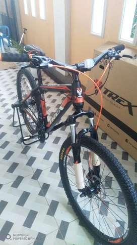Promo Sepeda Gunung merk Trex uk 26in kondisi Baru