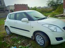 Swift diesel 2014 model white