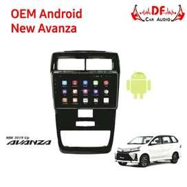 Android New Avanza Ram 2 GB [ DF Car Audio]
